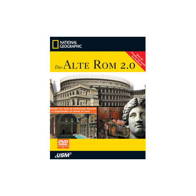 NATIONAL GEOGRAPHIC Das Alte Rom 2.0 DVD