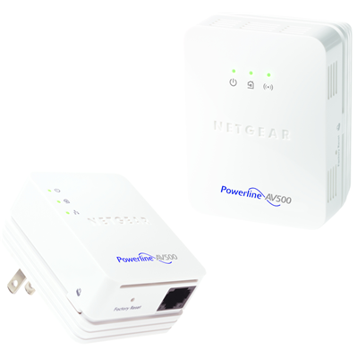 Netgear Powerline 500 + WiFi