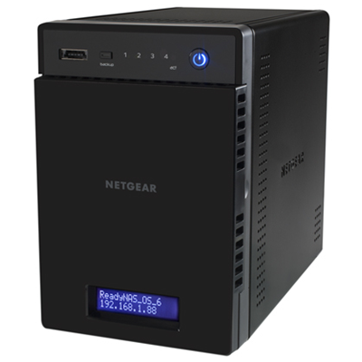 Netgear ReadyNAS 104 4-Bay