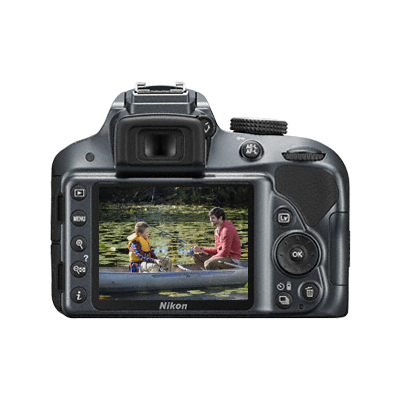 Nikon D3300 Body (VBA392AE)