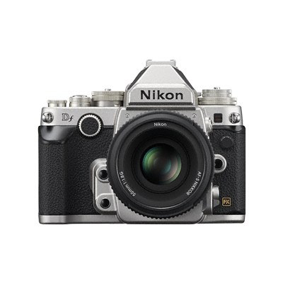 Nikon Df kit 50mm/1.8G (VBA381K001)