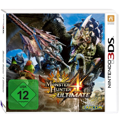 Monster Hunter 4 Ultimate, Nintendo 3DS