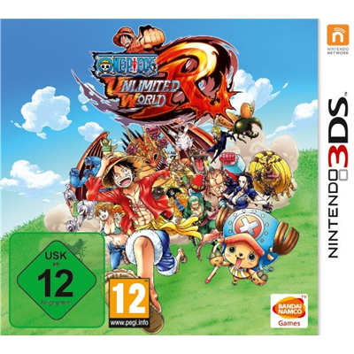 One Piece Unlimited World Red, Nintendo 3DS