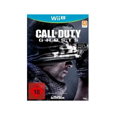 Call of Duty: Ghosts, Wii U