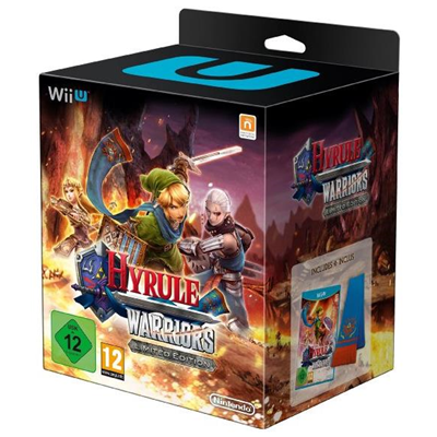 Hyrule Warriors Limited Edition, Wii U