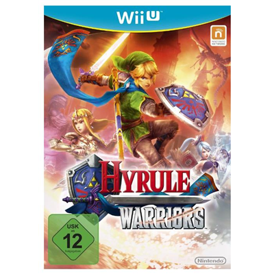 Hyrule Warriors, Wii U