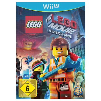 The Lego Movie Videogame, Wii U