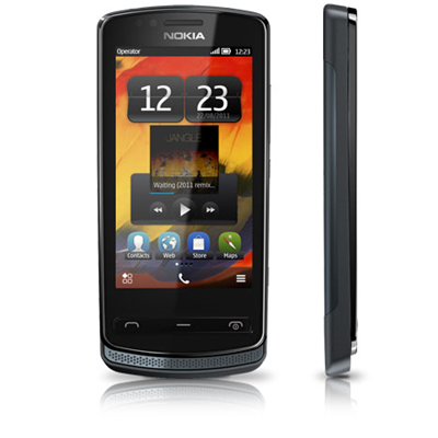 Nokia 700 cool grey