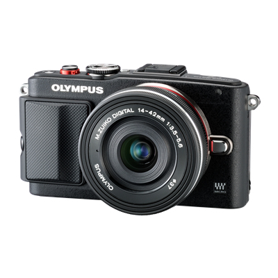 Olympus PEN E-PL6 Expression Kit