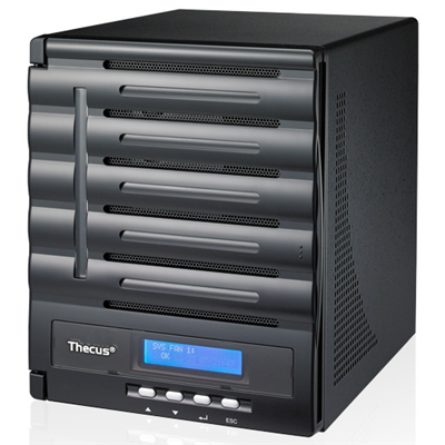 Origin Storage 15TB Thecus N5550, 5-bay