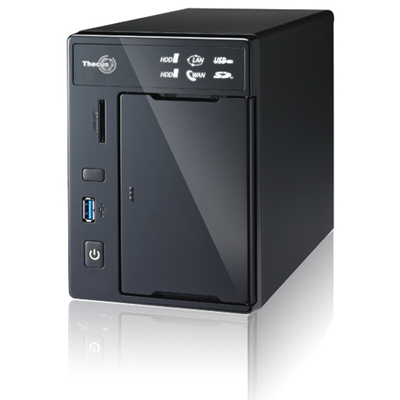 Origin Storage Thecus N2800 2TB, 2-Bay