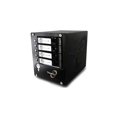 Origin Storage Thecus N4100+ 4bay NAS device