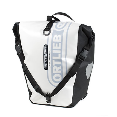 Ortlieb Back Roller Classic white line