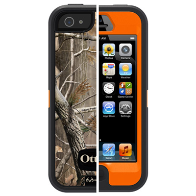 Otterbox Defender with Realtree Camo (77-22525_B)