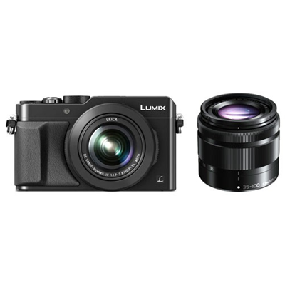 Panasonic Lumix DMC-GM5 + 12-32mm + 35-100mm