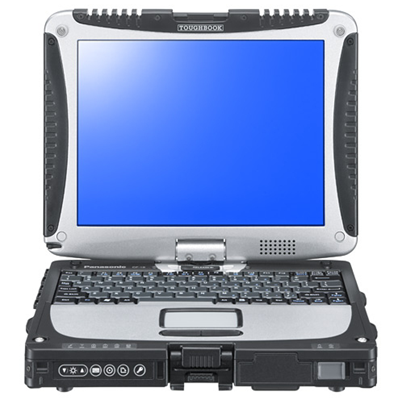 Panasonic Toughbook CF-19 (CF-19ZJ001MG)