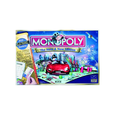 Hasbro Parker Monopoly Banking
