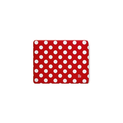 Pat Says Now iPad Pouch Red Polka Dot