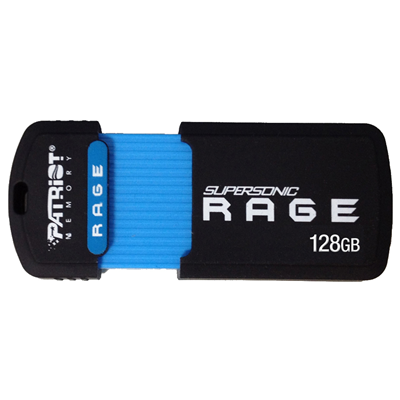 Patriot Memory 128GB Supersonic Rage XT (PEF128GSRUSB)