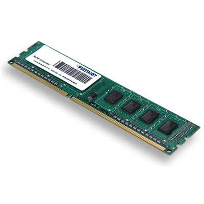 Patriot Memory 2GB DDR3-1600 (PSD32G160081)