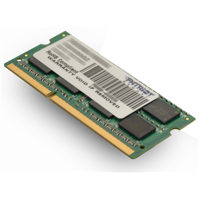 Patriot Memory 4GB PC3-12800 (PSD34G16002S)
