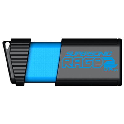 Patriot Memory Supersonic Rage 2 128GB (PEF128GSR2USB)