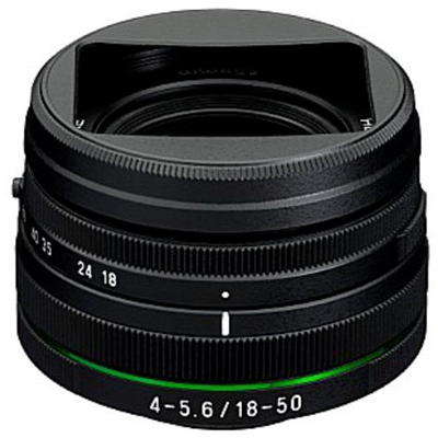 Pentax HD DA 18-50mm F4-5,6 DC WR RE