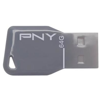 PNY Key Attaché 64GB (FDU64GBKEYGRY-EF)
