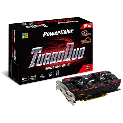PowerColor AXR9 285 2GBD5-TDHE AMD Radeon R9 285 2GB