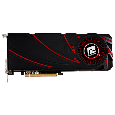 PowerColor AXR9 290 4GBD5-MDH/OC AMD Radeon R9 290 4GB