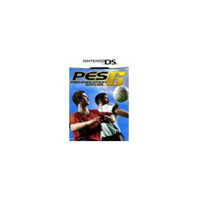 Pro Evolution Soccer 6 (PES 6), DS