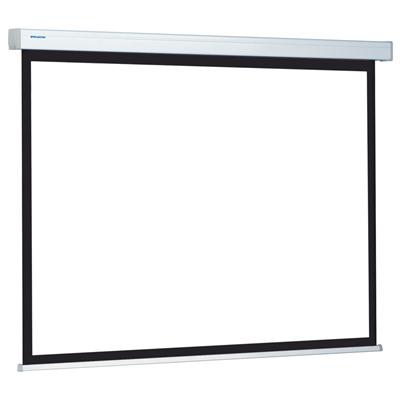 Projecta Compact Manual 200x200 Matte White S (10300003)
