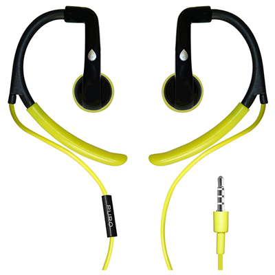 PURO IPHFSPORT1GRN Headset