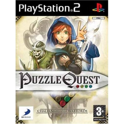 Puzzle Quest - Challenge of the Warlords, PS2