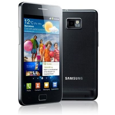 Samsung I9100 Galaxy S2 black