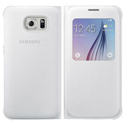 Samsung S View Cover (EF-CG920PWEGWW)