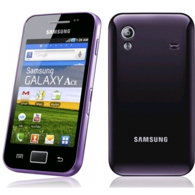 Samsung S5830i Galaxy Ace purple