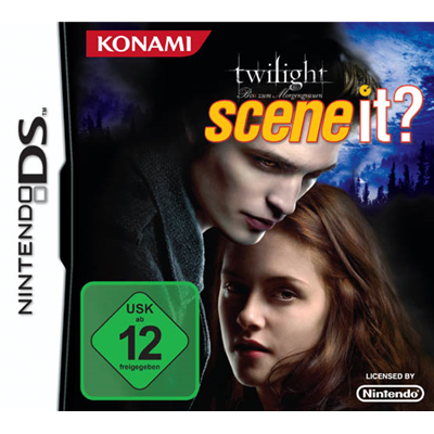 Scene It? Twilight: Biss zum Morgengrauen, DS