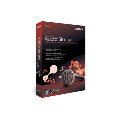Sony Audio Studio 10