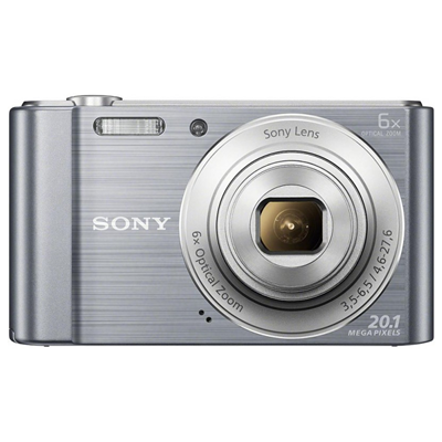 Sony DSC-W810 + 8GB SD + Case