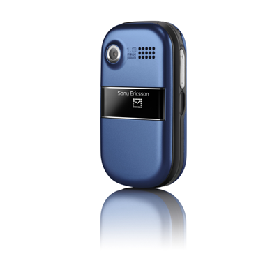 Sony Ericsson Z320i - Atlantic Blue