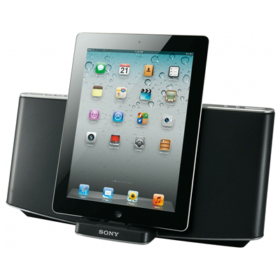 Sony X200 Kabelloser Docking-Lautsprecher mit Bluetooth® Made for iPod/iPhone/iPad