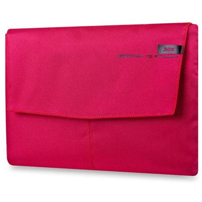 Sox sleeve tasje new blocks - roze - 10.1 inch