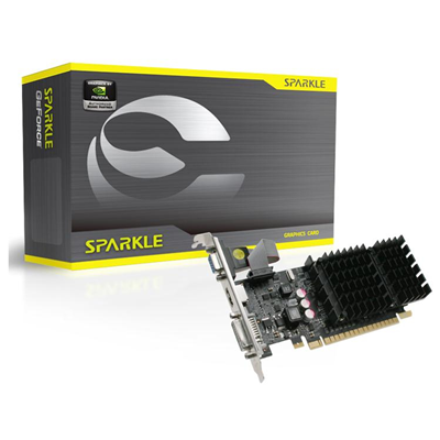 Sparkle Technology SX210L1024HCPB NVIDIA GeForce 210 1GB