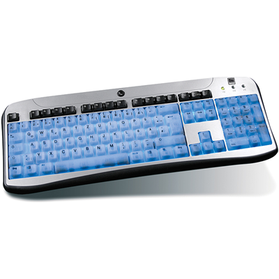 Speed-Link Illuminated Keyboard USB