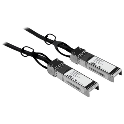 StarTech 1m Cisco kompatibles SFP+ 10-Gigabit Ethernet Twinax Kabel