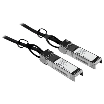 StarTech Cisco kompatibles SFP+ Twinax Kabel 2m - 10GBASE-CU SFP+ Direct Attach Kabel