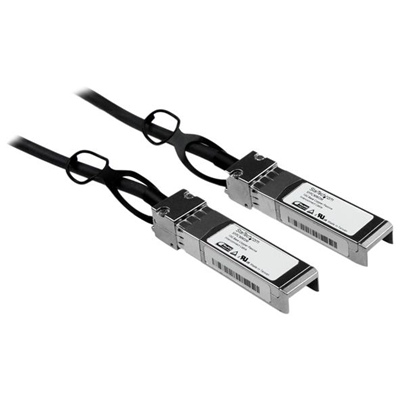 StarTech Cisco kompatibles SFP+ Twinax Kabel 3m - 10GBASE-CU SFP+ Direct Attach Kabel