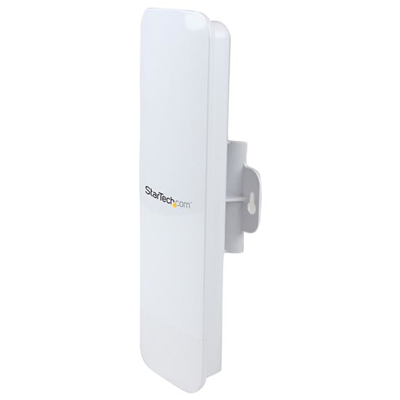 StarTech Outdoor 150 Mbit/s 1T1R Wireless-N Access Point PoE-Powered - 2,4Ghz 802.11b/g/n