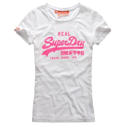 Superdry Vintage Logo T-Shirt Women